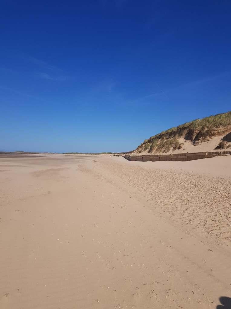 Brancaster beach