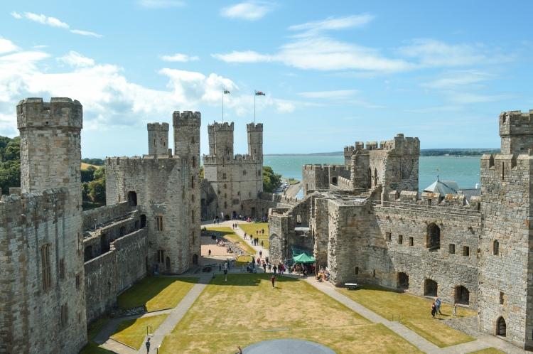 Caernarfon Castle