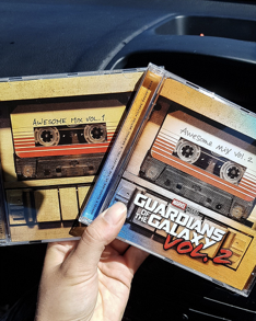 Guardians of the Galaxy: Road Trip Sounds.