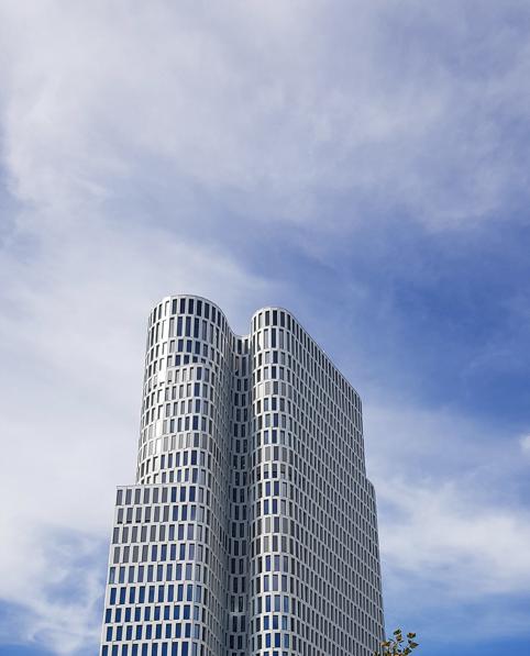 Upper West Building, Berlin