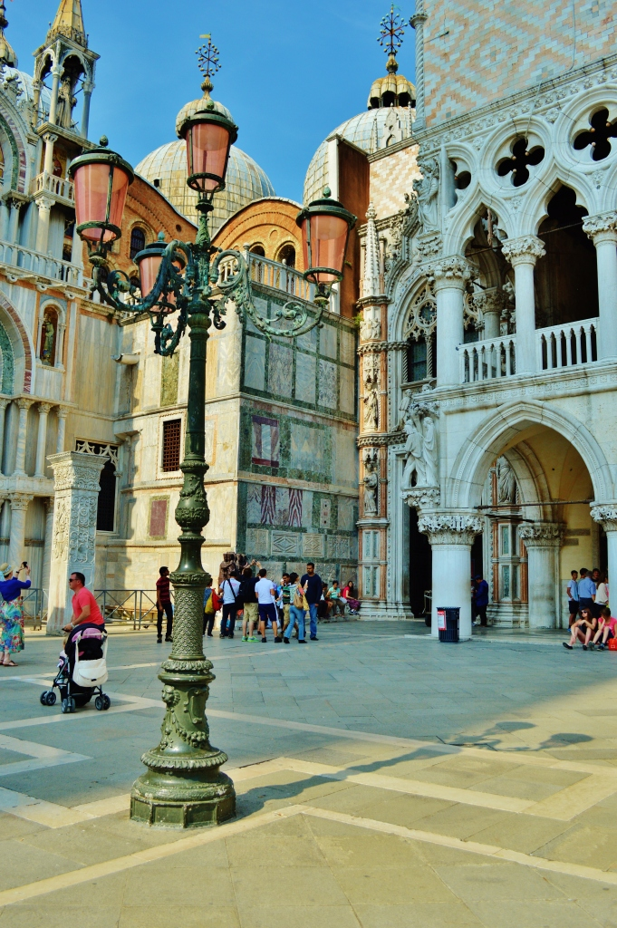 St Mark's Cathedral, Venice, Italy